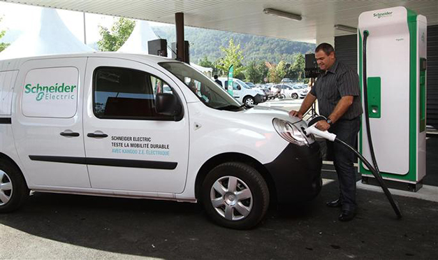 Les conseils d'Adeïs, société installation borne voiture électrique